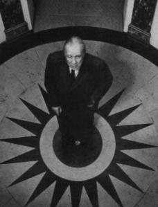 Jorge Luis Borges. Hotel