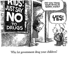 Ritalin drug your kids