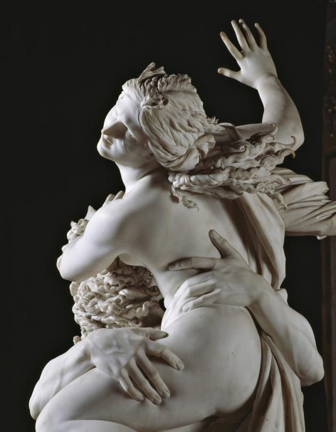 Bernini - Rapto de Proserpina