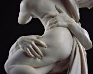 Bernini - Rapto de Proserpina (detalle)