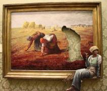 Banksy -Agency job-