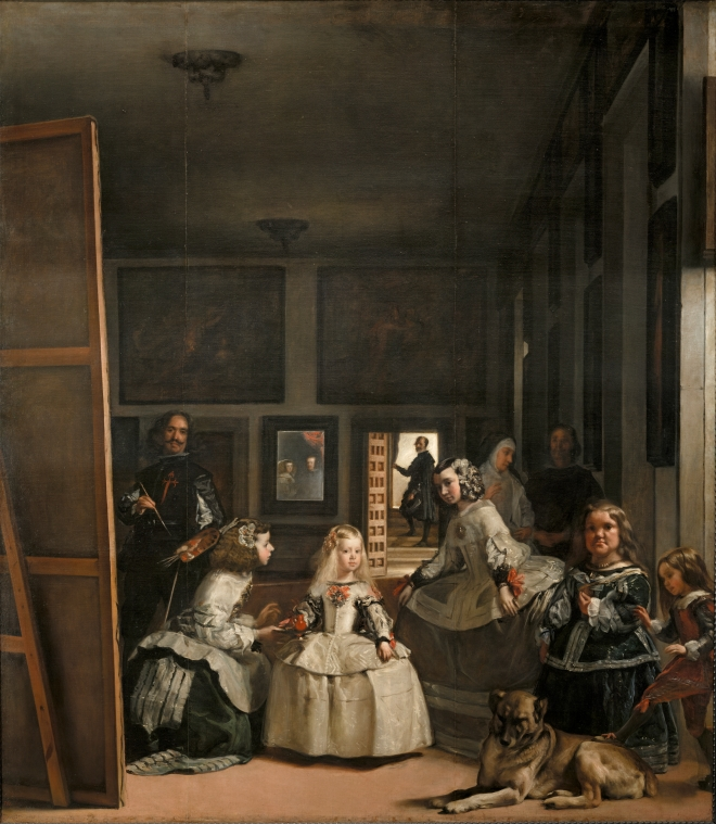 Las Meninas -Diego Velázquez-