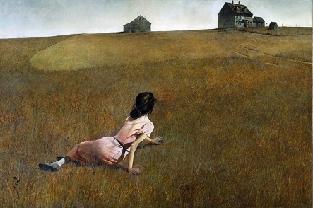 Andrew Wyeth - Christina's World- 1948