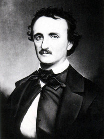 Edgar Allan Poe retrato 207x277