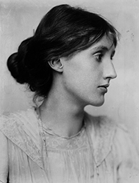 English novelist and critic Virginia Woolf (1882 - 1941).   (Photo by George C Beresford/Getty Images)