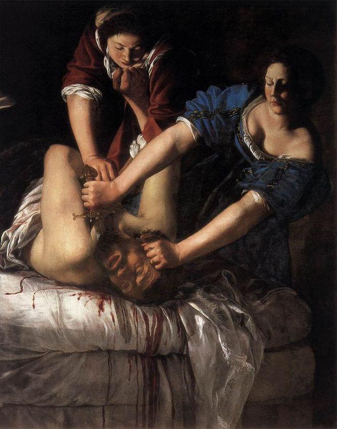707px-Artemisia_Gentileschi_-_Judith_Beheading_Holofernes_-_WGA8563