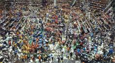 Chicago, Board of Trade II - Andreas Gursky