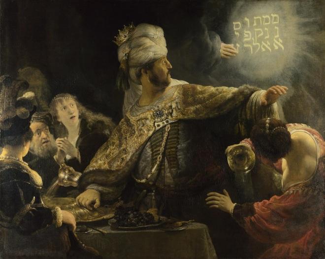 Rembrandt-Belsazar1
