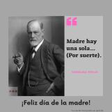 Freud día de la madre