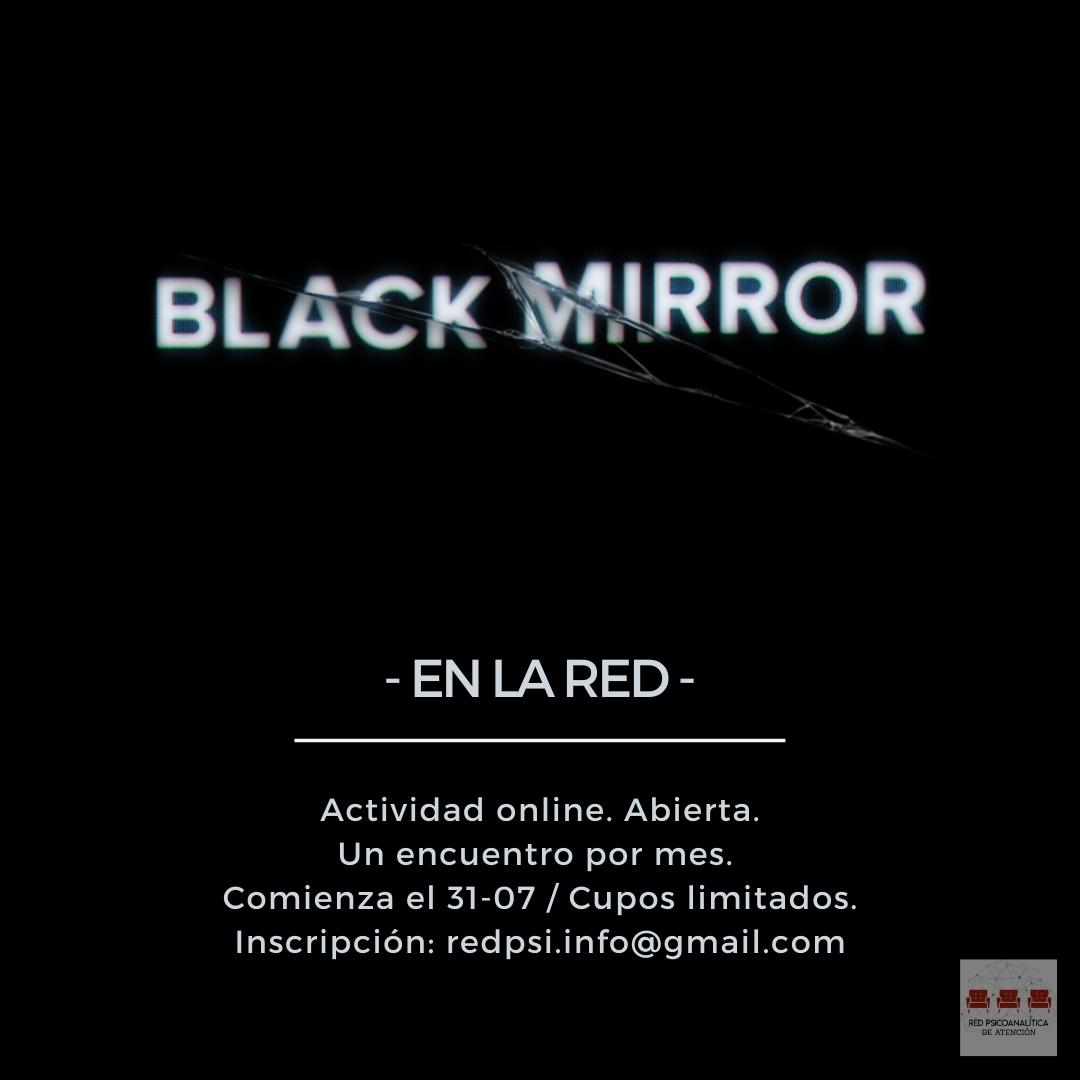 Black Mirror en la Red (1)